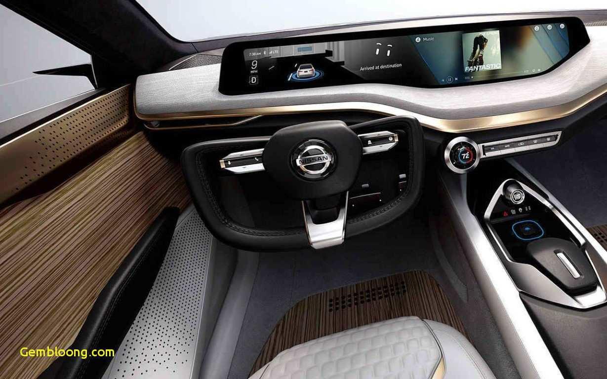 40 New Nissan 2020 Interior Specs by Nissan 2020 Interior