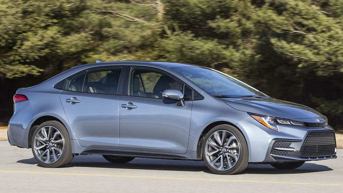 40 New Toyota Leaf 2020 Exterior with Toyota Leaf 2020