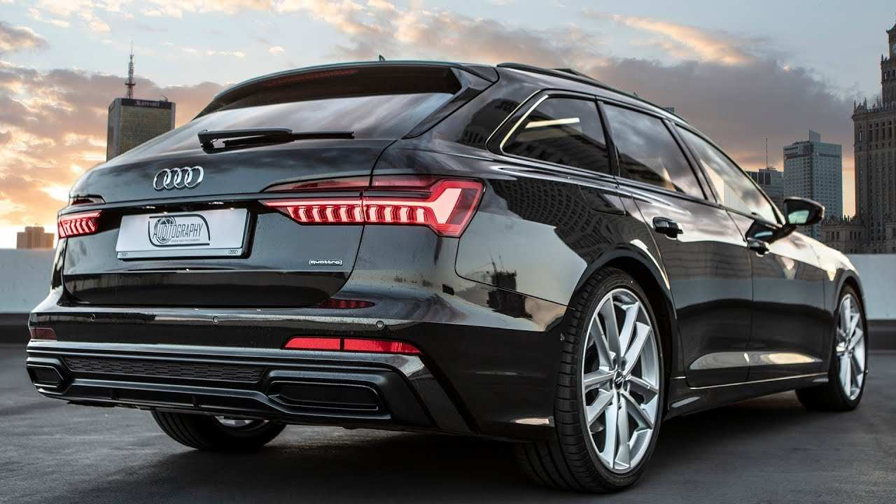 40 The 2019 Audi Rs6 Rumors with 2019 Audi Rs6