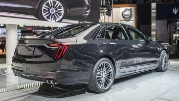 40 The 2019 Cadillac V8 Spy Shoot for 2019 Cadillac V8
