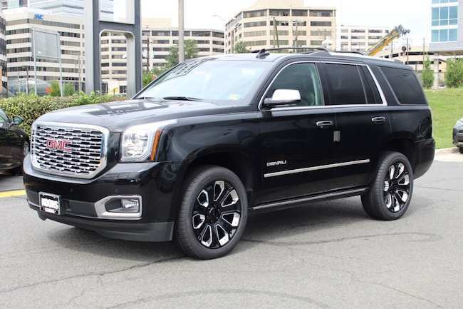 40 The 2019 Gmc Yukon Changes Release Date for 2019 Gmc Yukon Changes