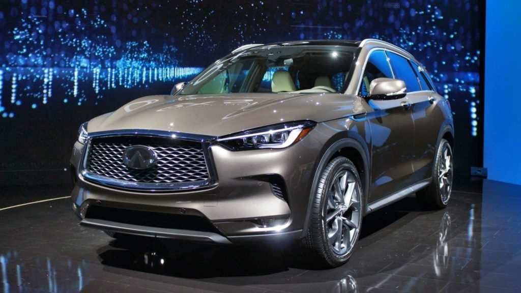 40 The 2019 Infiniti Suv Models Specs and Review with 2019 Infiniti Suv Models