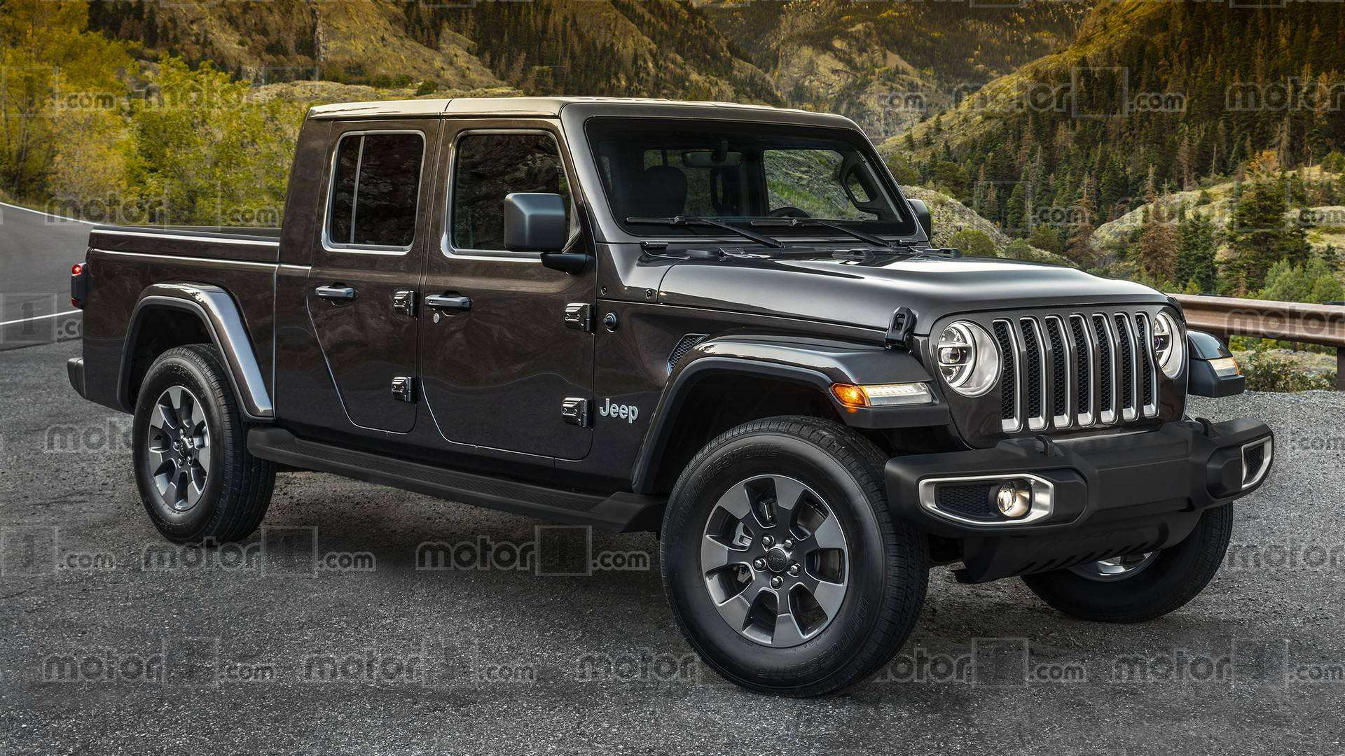 40 The 2019 Jeep Pickup Model with 2019 Jeep Pickup