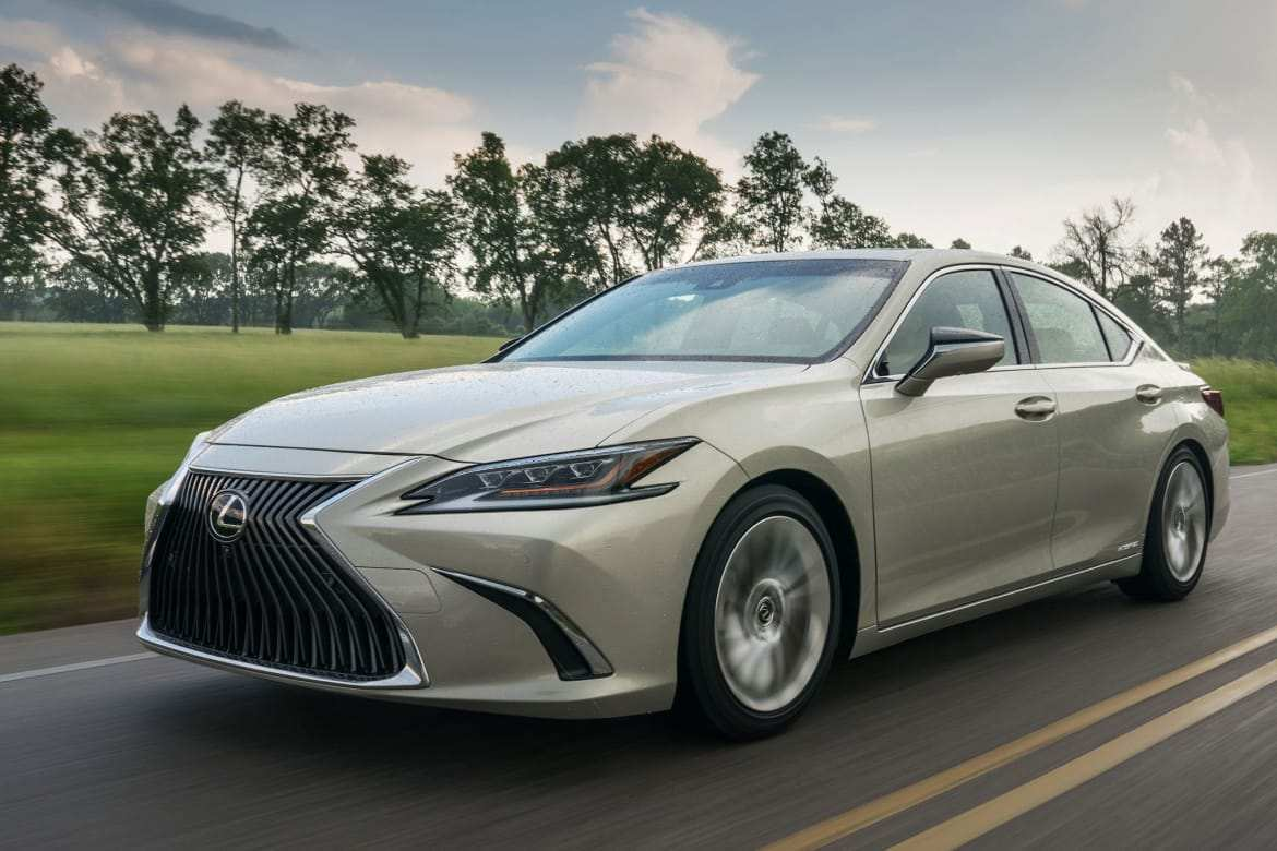40 The 2019 Lexus Es Hybrid Picture for 2019 Lexus Es Hybrid