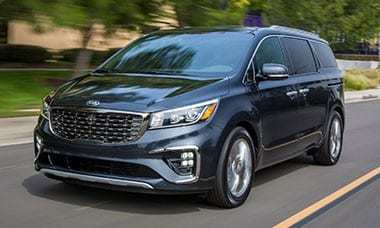 40 The 2019 Minivans New Review with 2019 Minivans