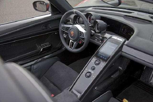 40 The 2019 Porsche 911 Interior Interior with 2019 Porsche 911 Interior