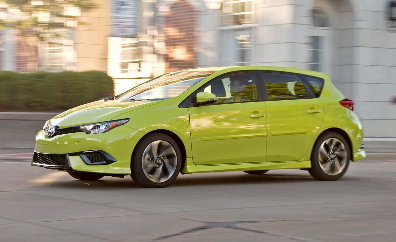 40 The 2019 Scion Im Performance and New Engine with 2019 Scion Im