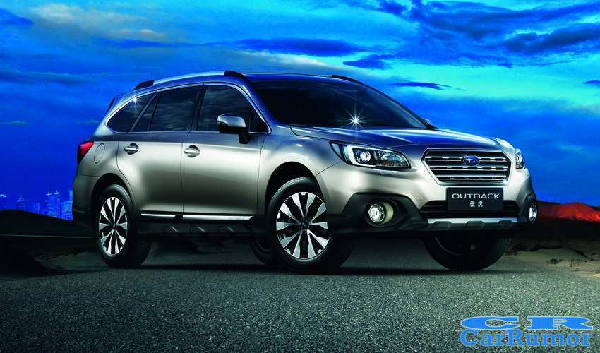 40 The 2019 Subaru Outback Redesign Pricing by 2019 Subaru Outback Redesign