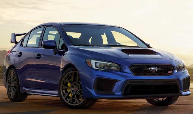 40 The 2019 Subaru Wrx Sti Review Exterior and Interior with 2019 Subaru Wrx Sti Review