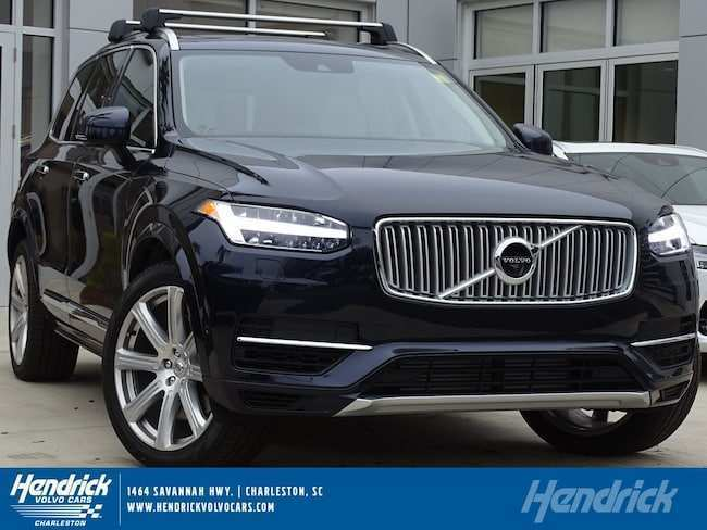 40 The 2019 Volvo Xc90 T8 Pictures for 2019 Volvo Xc90 T8