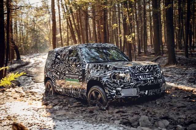 40 The 2020 Land Rover Road Rover Rumors for 2020 Land Rover Road Rover