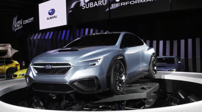 40 The 2020 Subaru Wrx Redesign Redesign and Concept by 2020 Subaru Wrx Redesign
