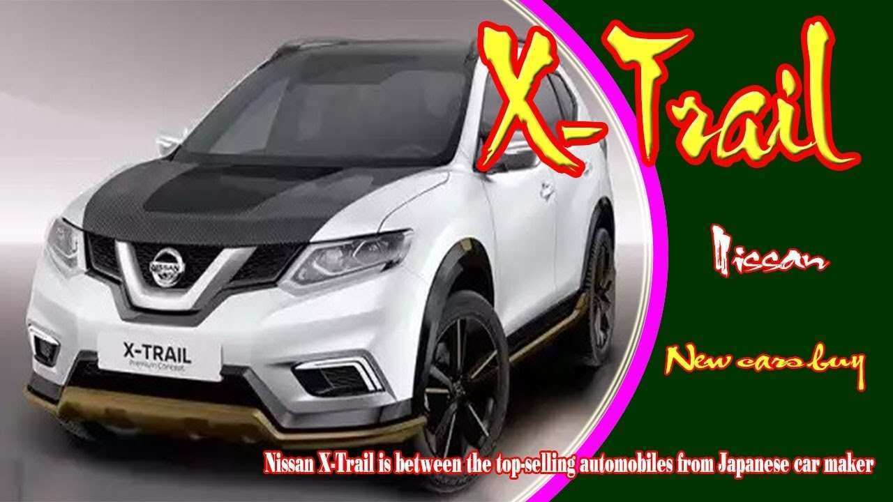 40 The Nissan X Trail 2020 Interior for Nissan X Trail 2020