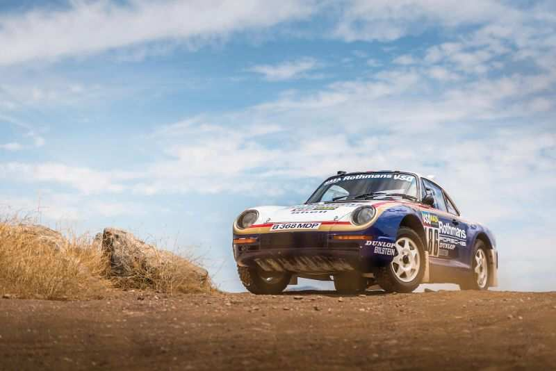 40 The Porsche Dakar 2020 Ratings for Porsche Dakar 2020