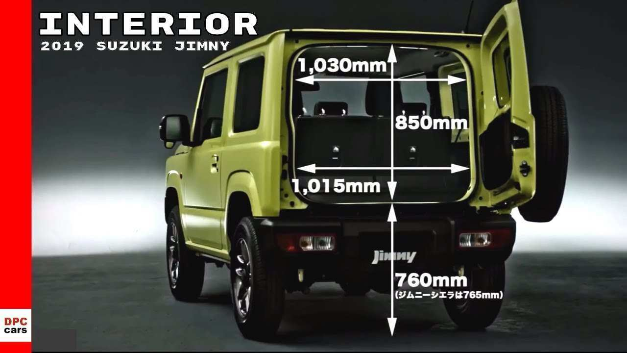 40 The Suzuki Jimny 2019 Interior History by Suzuki Jimny 2019 Interior