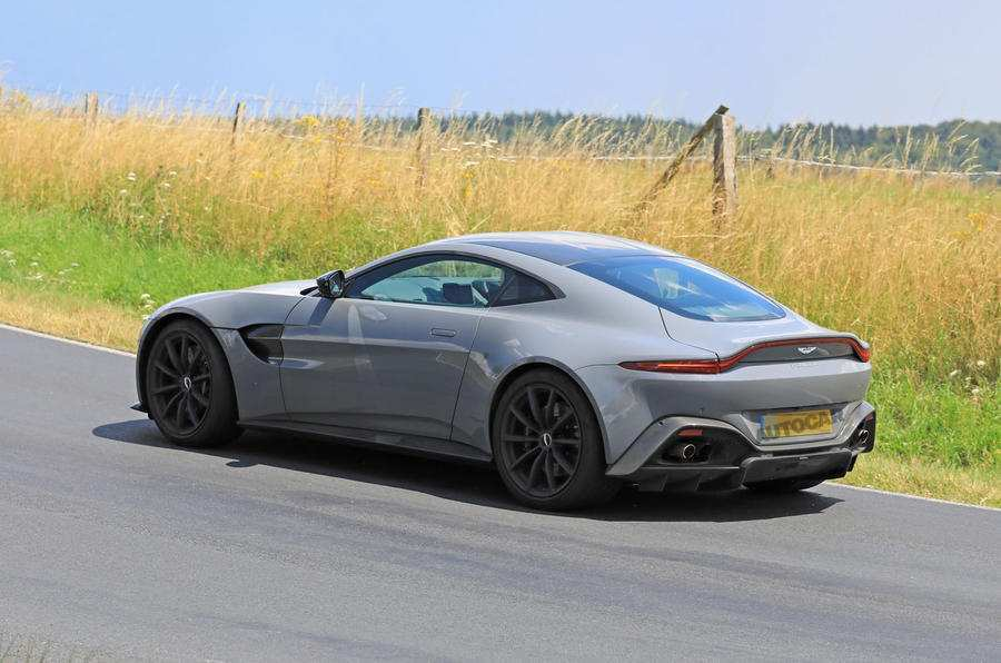 41 All New 2019 Aston Vantage Release with 2019 Aston Vantage