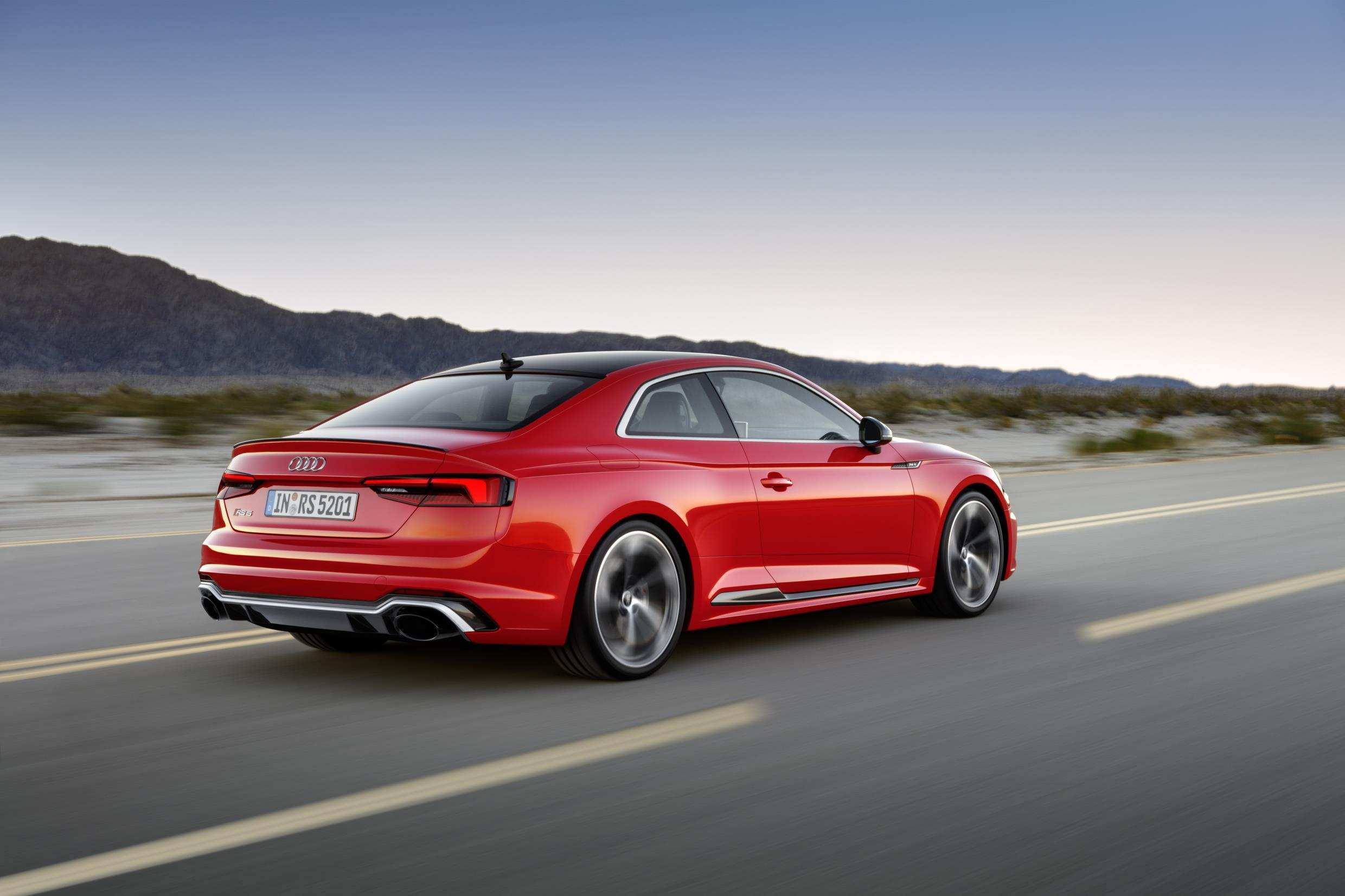 41 All New 2019 Audi Rs5 Release Date Usa Overview for 2019 Audi Rs5 Release Date Usa