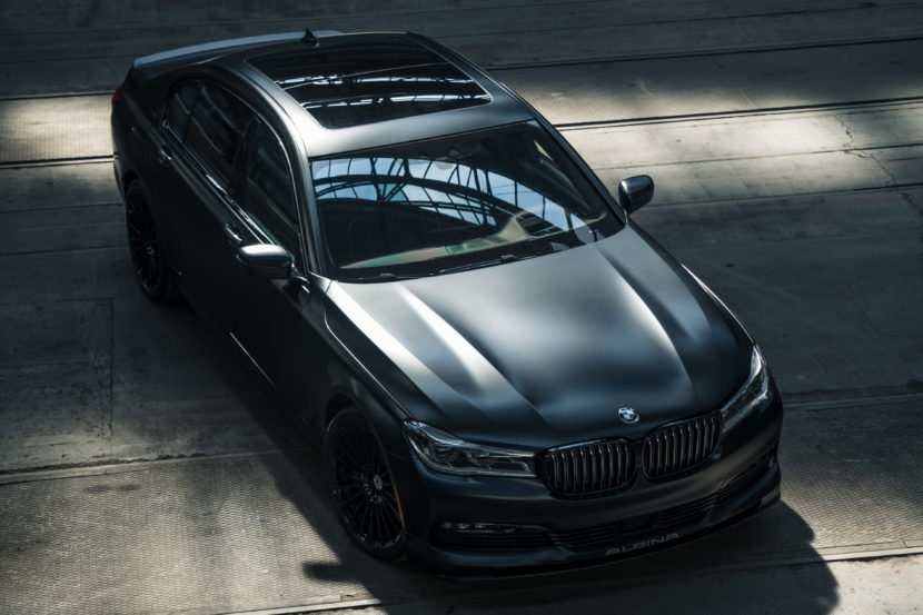 41 All New 2019 Bmw Alpina B7 Picture with 2019 Bmw Alpina B7