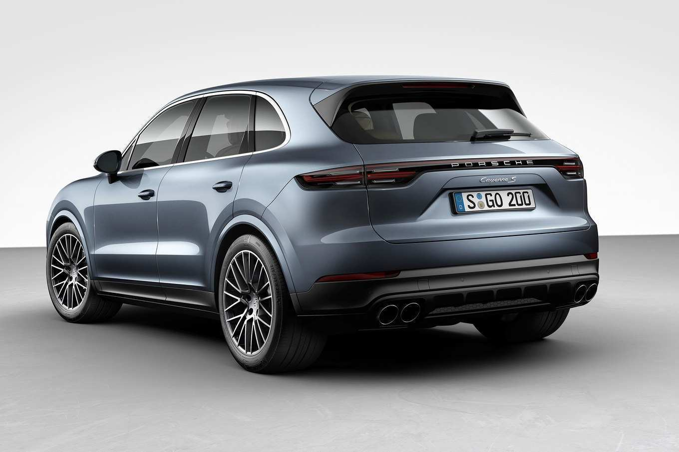 41 All New 2019 Porsche Cayenne First Look Rumors with 2019 Porsche Cayenne First Look