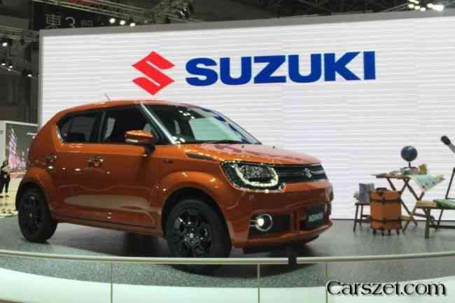 41 All New 2019 Suzuki Ignis Pictures with 2019 Suzuki Ignis