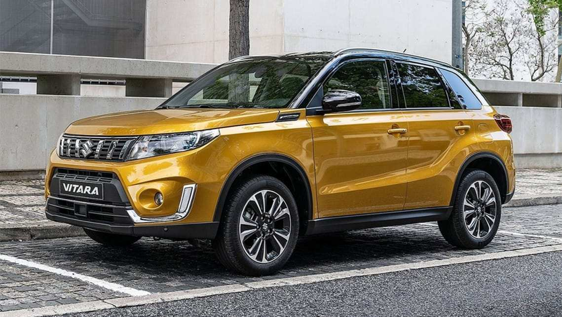 41 All New 2019 Suzuki Vitara Photos with 2019 Suzuki Vitara