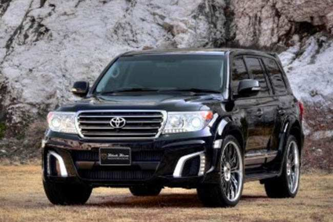 41 All New 2019 Toyota Land Cruiser 300 Interior with 2019 Toyota Land Cruiser 300