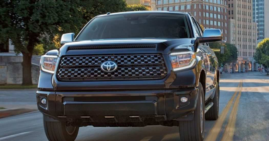 41 All New 2019 Toyota Tundra News Redesign and Concept by 2019 Toyota Tundra News