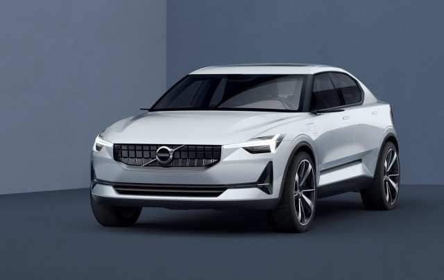 41 All New 2019 Volvo Hybrid Model by 2019 Volvo Hybrid