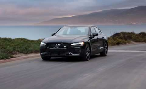 41 All New 2019 Volvo S60 Redesign Picture for 2019 Volvo S60 Redesign