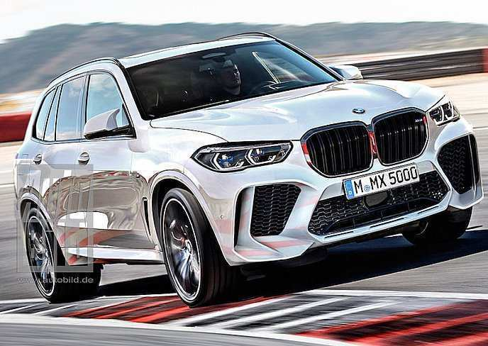 41 All New 2020 Bmw X5M New Review by 2020 Bmw X5M