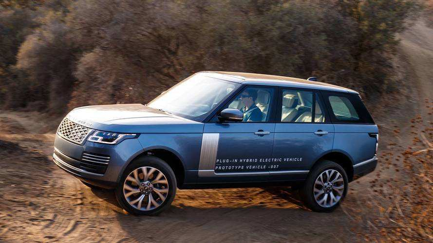 41 All New Land Rover Range Rover Vogue 2019 Pictures for Land Rover Range Rover Vogue 2019
