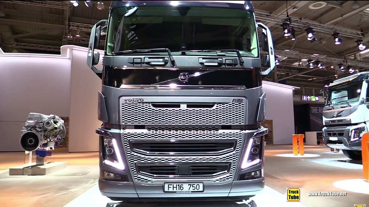 41 All New Volvo Fh16 2019 Overview for Volvo Fh16 2019