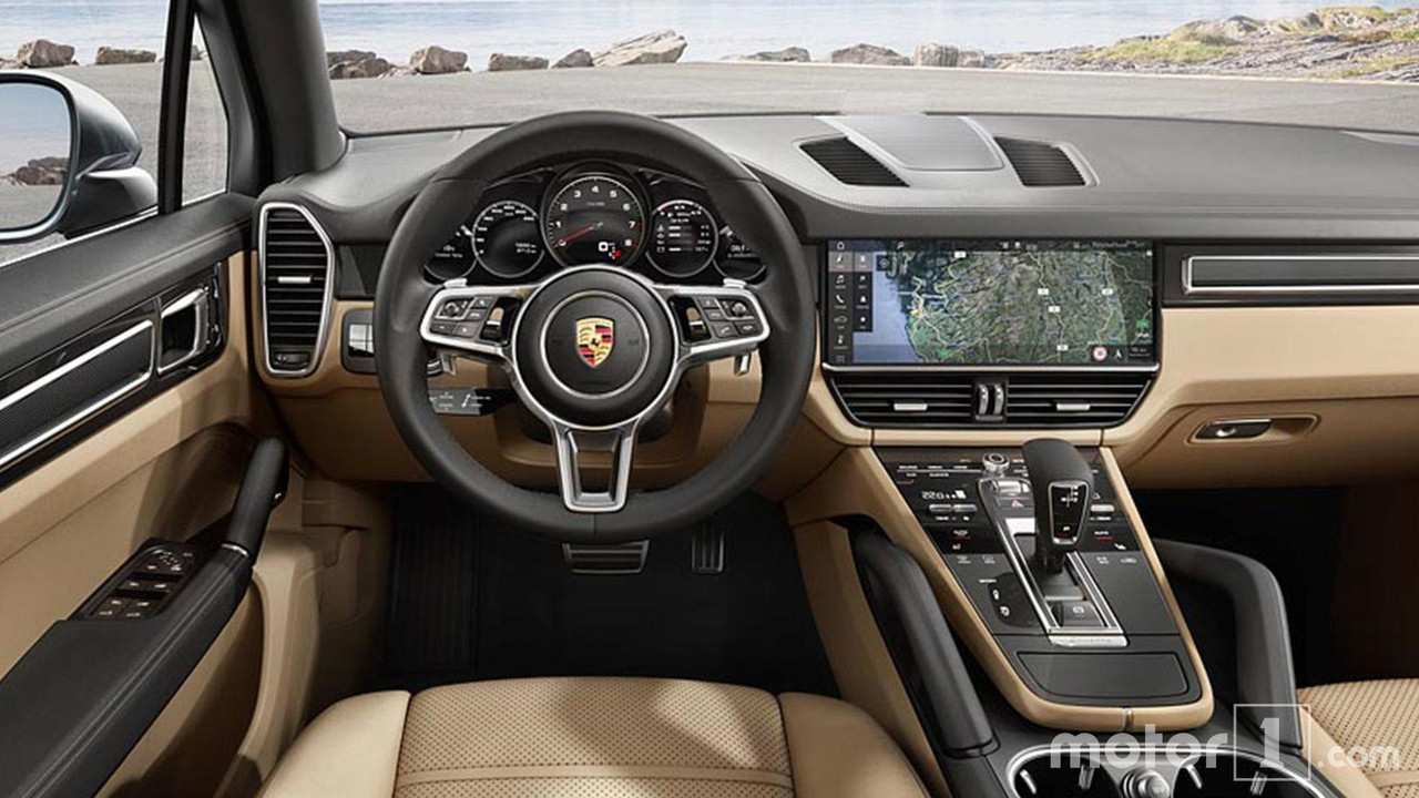 41 Best Review 2018 Vs 2019 Porsche Cayenne Review by 2018 Vs 2019 Porsche Cayenne