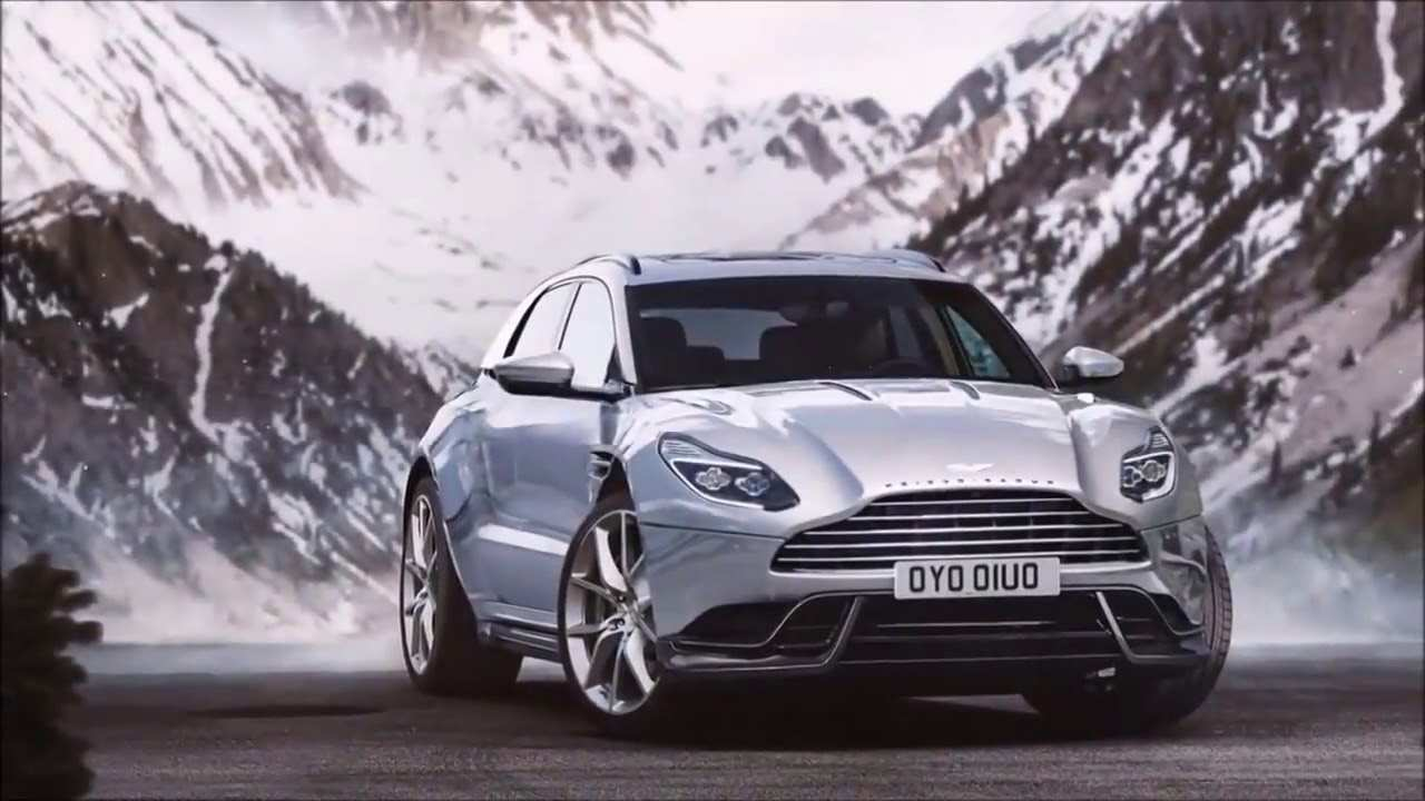 41 Best Review 2019 Aston Martin Suv History with 2019 Aston Martin Suv