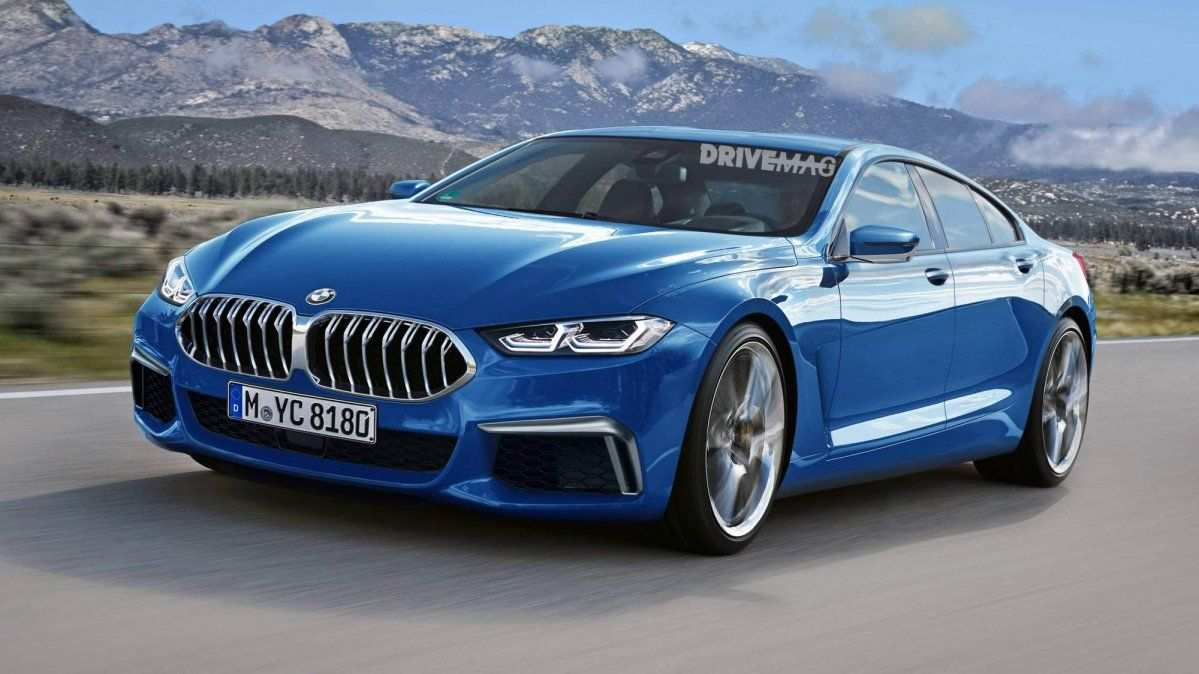 41 Best Review 2019 Bmw 8 Series Gran Coupe Price and Review with 2019 Bmw 8 Series Gran Coupe