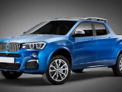 41 Best Review 2019 Bmw Pickup Truck Model by 2019 Bmw Pickup Truck
