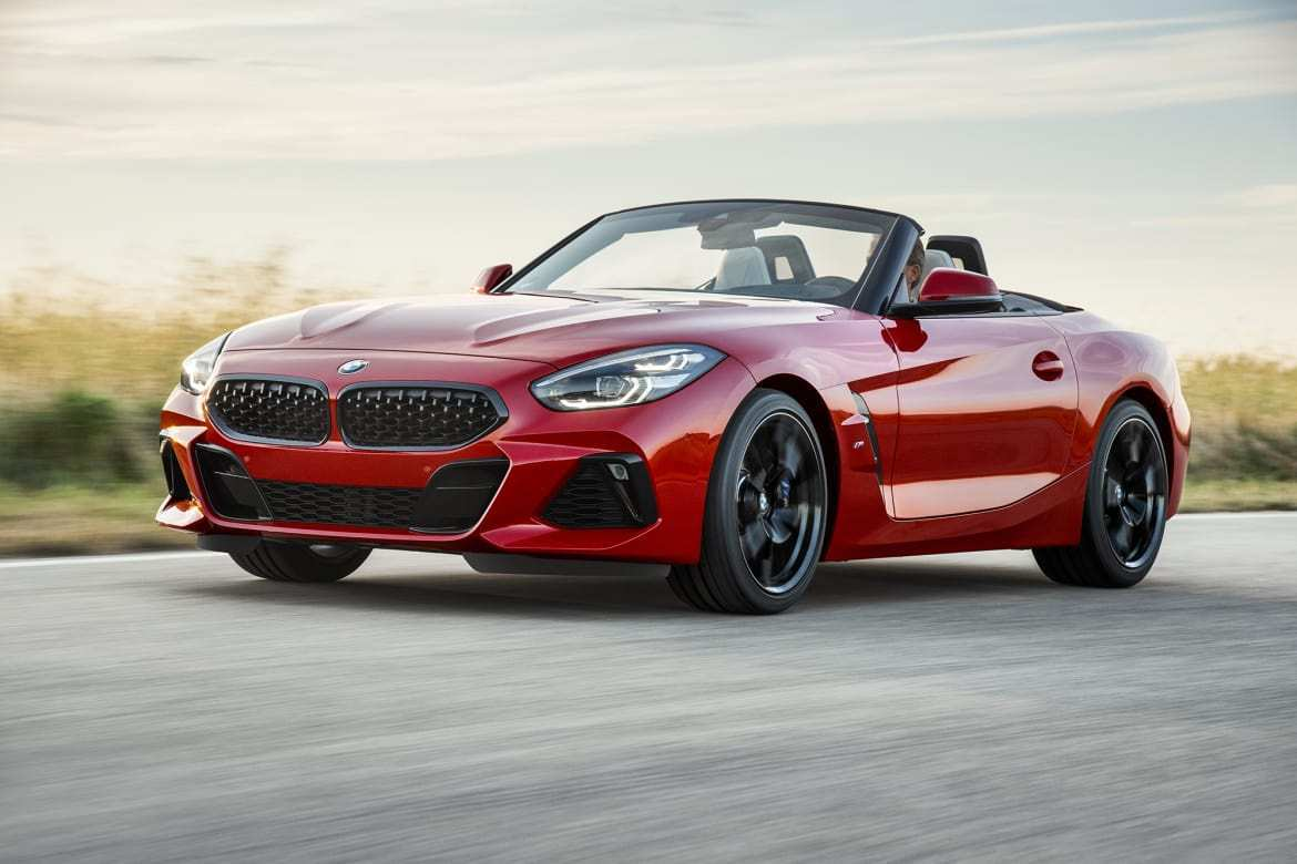 41 Best Review 2019 Bmw Roadster Style for 2019 Bmw Roadster