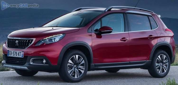 41 Best Review 2019 Peugeot 2008 Release Date by 2019 Peugeot 2008