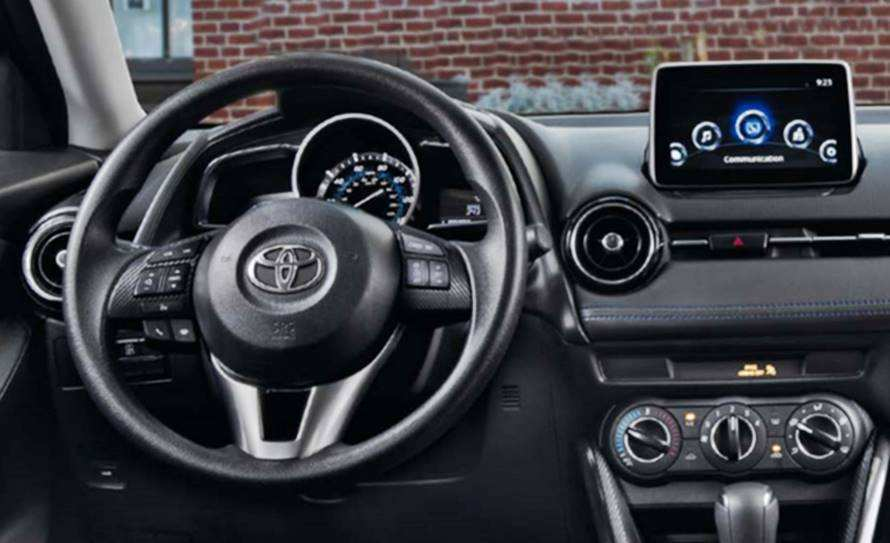41 Best Review 2019 Toyota Ia Concept with 2019 Toyota Ia