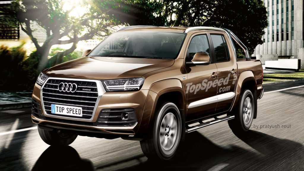 41 Best Review 2019 Vw Amarok Engine with 2019 Vw Amarok