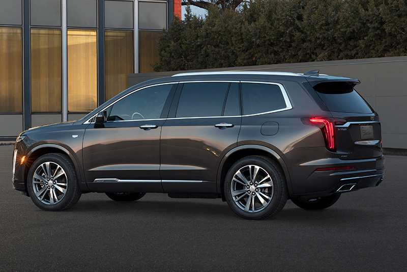 41 Best Review 2020 Cadillac Xt6 Spesification for 2020 Cadillac Xt6