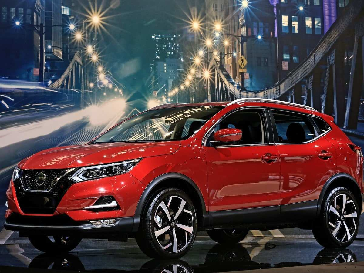 41 Best Review 2020 Nissan Rogue Sport Style by 2020 Nissan Rogue Sport