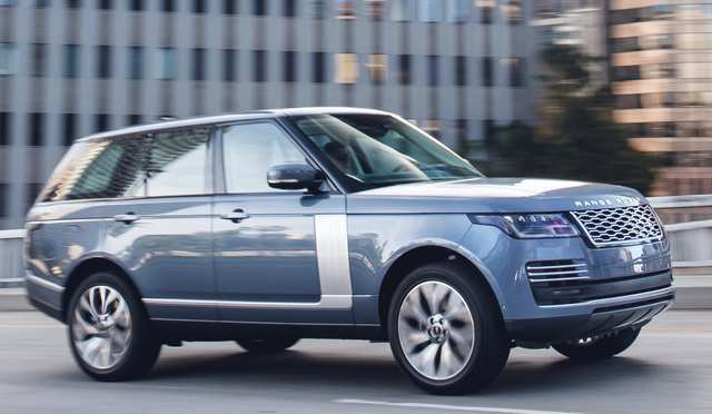 41 Best Review New Land Rover Range Rover 2019 Performance with New Land Rover Range Rover 2019
