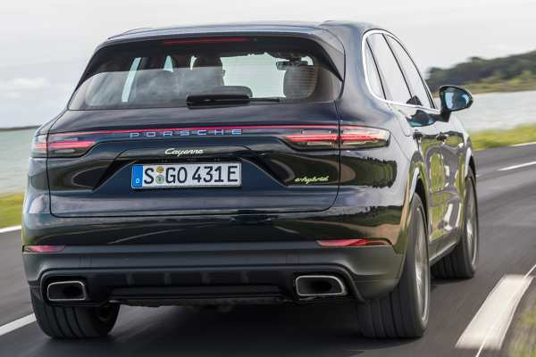41 Concept of 2018 Vs 2019 Porsche Cayenne Interior with 2018 Vs 2019 Porsche Cayenne