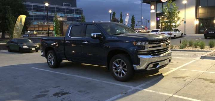 41 Concept of 2019 Chevrolet 1500 Diesel Concept with 2019 Chevrolet 1500 Diesel