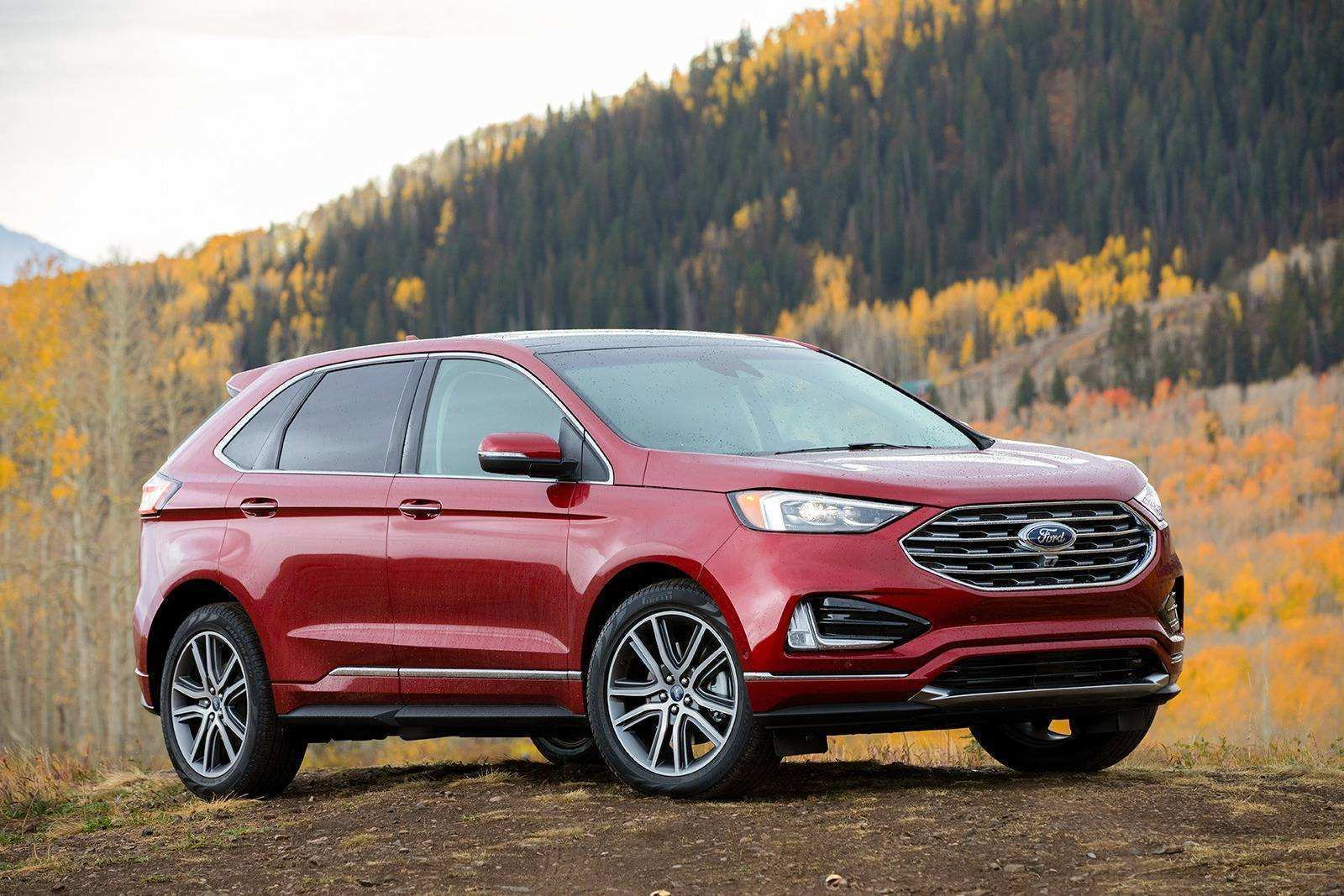 41 Concept of 2019 Ford Edge New Review for 2019 Ford Edge