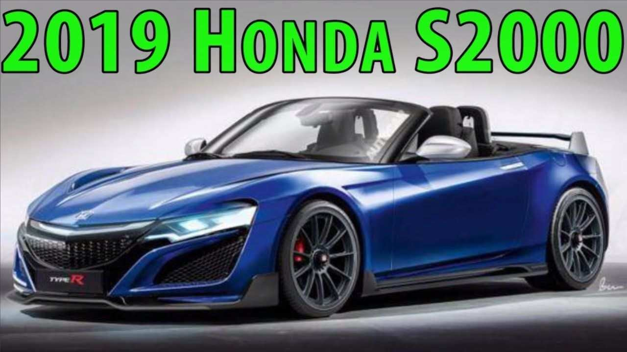 41 Concept of 2019 Honda S3000 Spy Shoot with 2019 Honda S3000