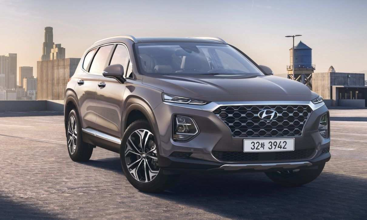 41 Concept of 2019 Hyundai Full Size Suv Configurations for 2019 Hyundai Full Size Suv