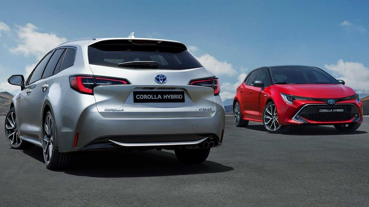 41 Concept of 2019 New Toyota Corolla Release with 2019 New Toyota Corolla