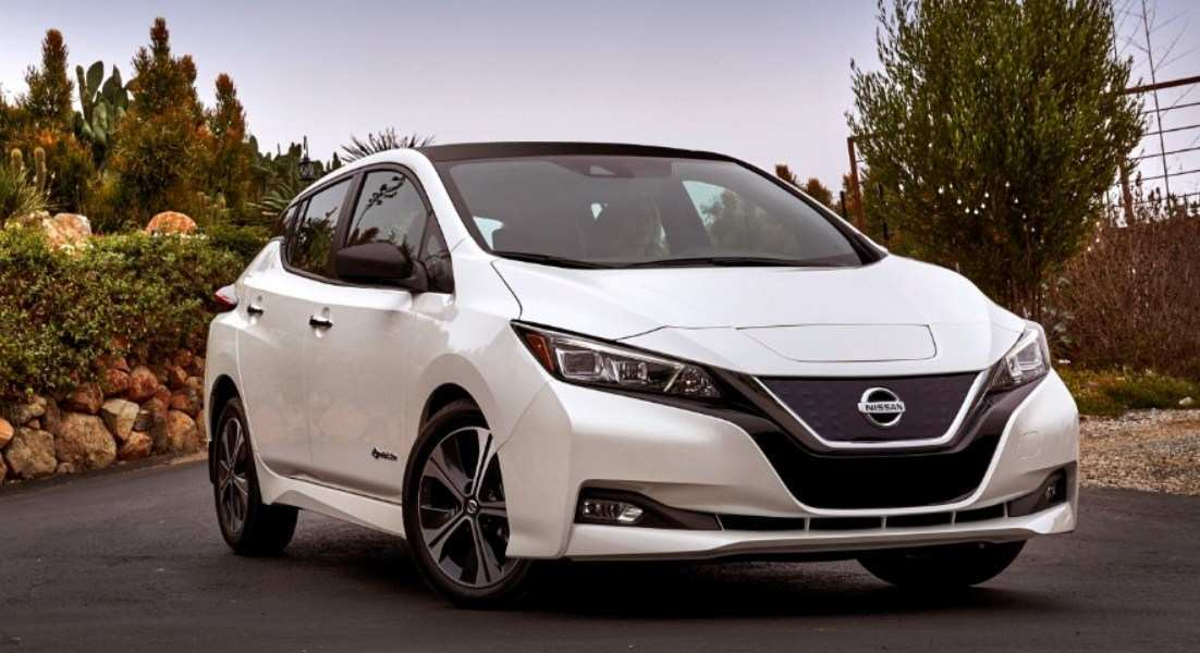 41 Concept of 2019 Nissan Electric Car Ratings with 2019 Nissan Electric Car